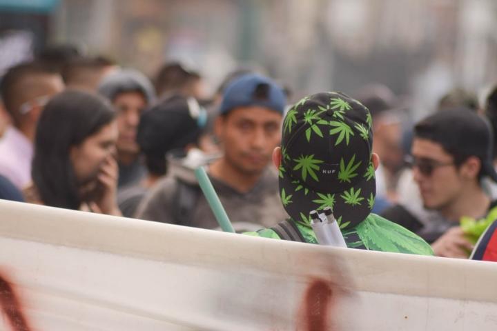 """""""Abramos el debate sin estigmatización y sin miedo a la dosis mínima"""""""