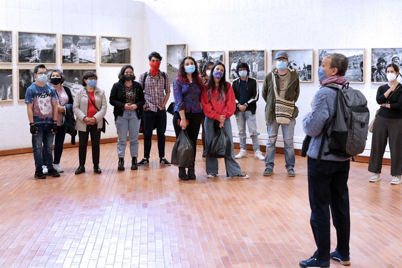 Rituales Mayores: la exposición de Viviana Peretti que retrata las ceremonias sagradas de los Nasa