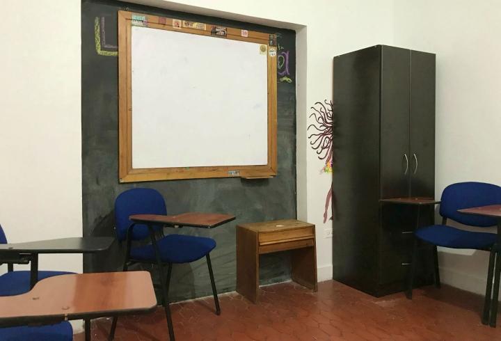Salón para talleres
