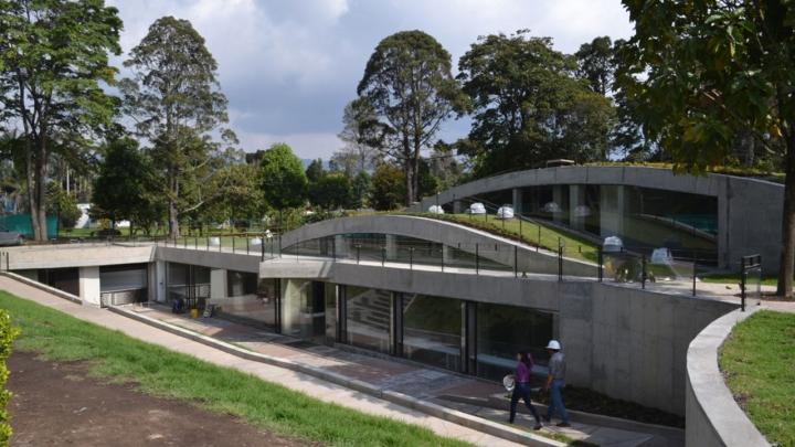 Difusores solares del herbario por Johan Hernandez