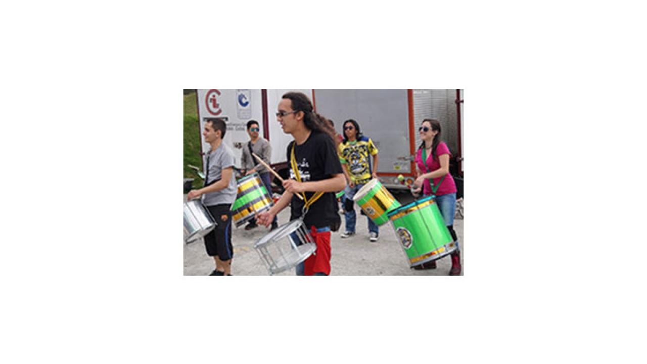 Filhos de Bacatá demuestra que en Bogotá tambien hay samba