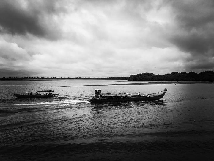 Barcos de Tumaco (Colombia, 2019)