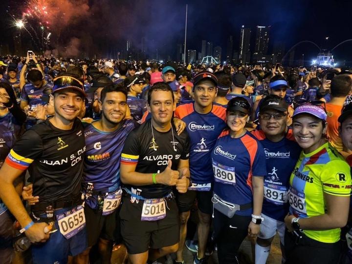 Carrera media maratón del mar 2019