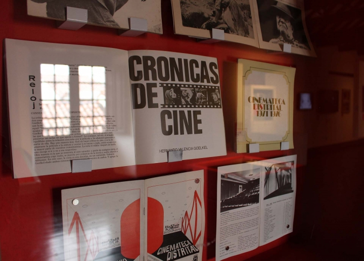 Crónicas de cine realizadas por el Patrimonio Fílmico