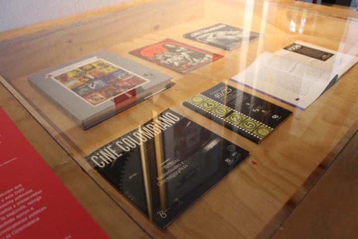 Libros del cine colombiano
