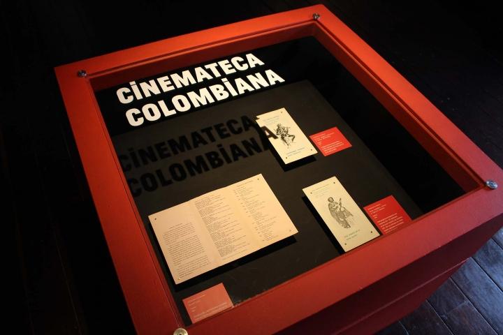Caja de la Cinemateca Colombiana