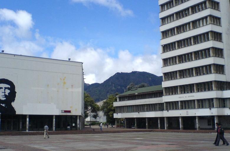 Universidad Nacional, sede Bogotá.