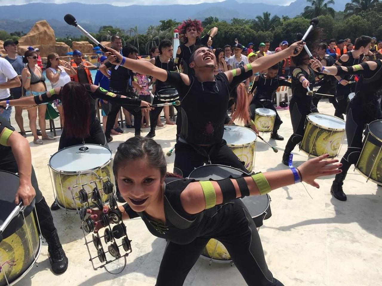 La mente detrás de la Batucada más grande de Colombia