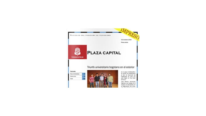 Plaza Capital Impreso